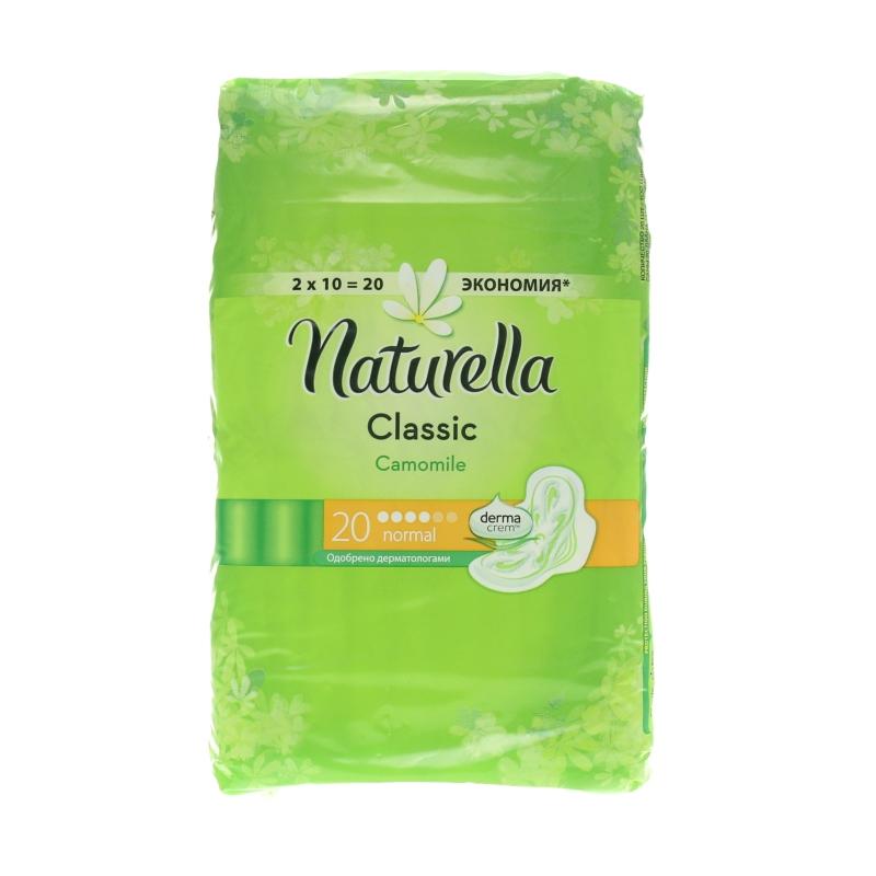 Гигиенические прокладки Naturella Classic Camomile Normal Duo 20шт.