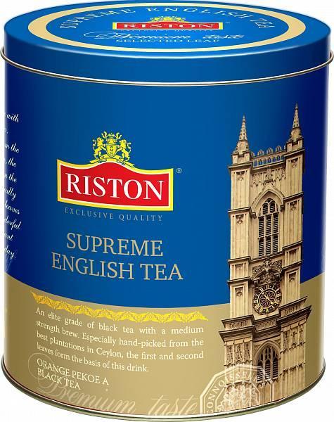 Чай Riston Элитный Английский