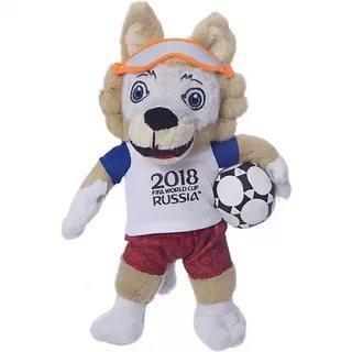 Игрушка Волк Забивака FIFA-2018