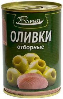 Оливки Барко с тунцом