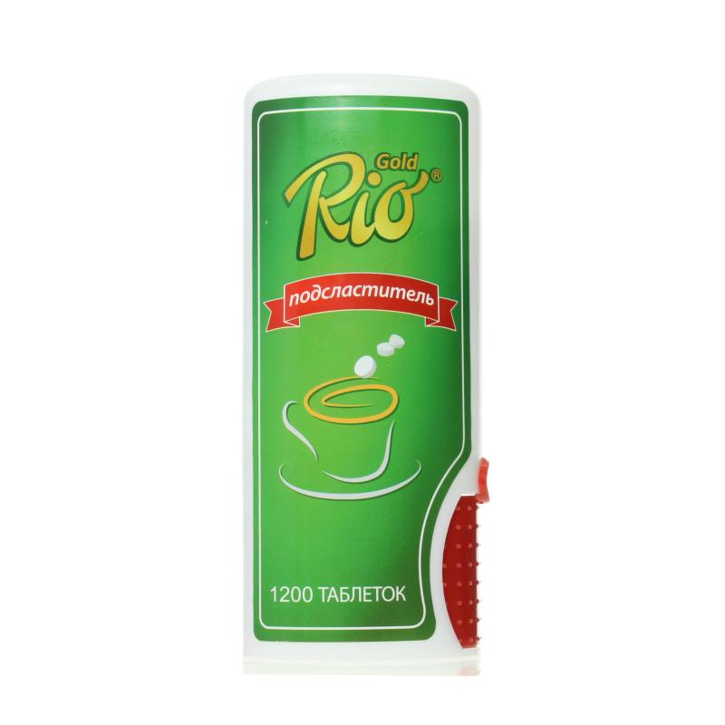 Подсластитель Rio Gold 1200 таблеток