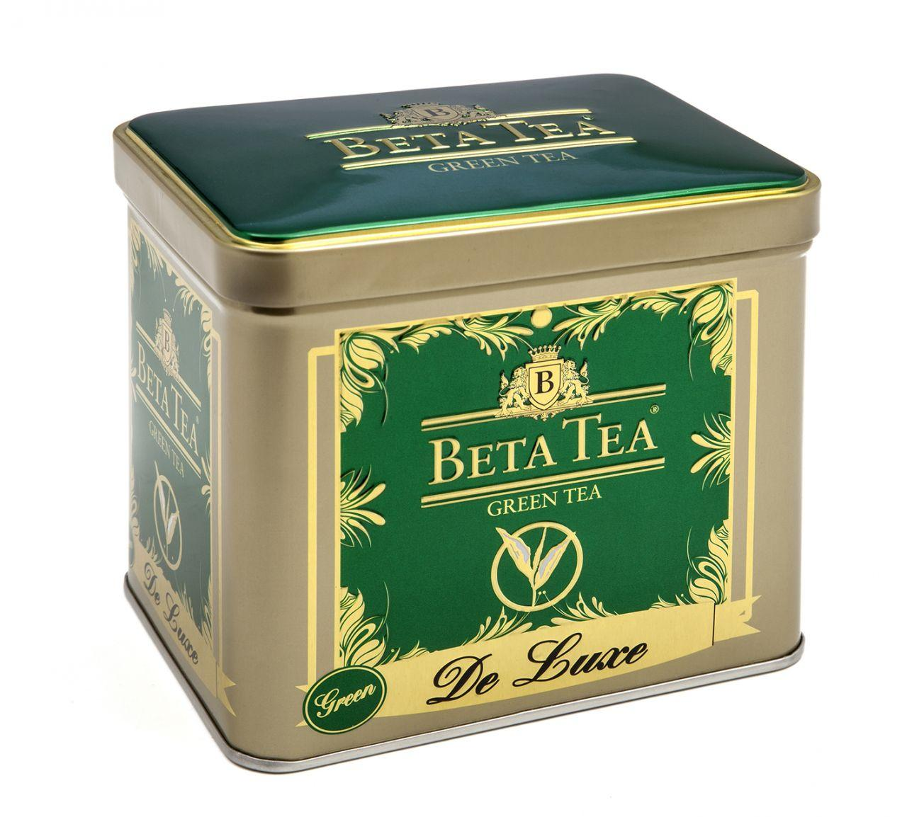 Чай зеленый Beta Tea De Luxe