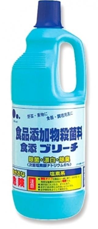 Моющее и отбеливающее средство Mitsuei кухонное универсальное концентрированное