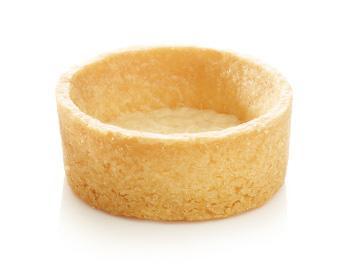 Тарталетка мини (круг) Pidy нейтральный вкус (пес. тесто) 40 мм FR