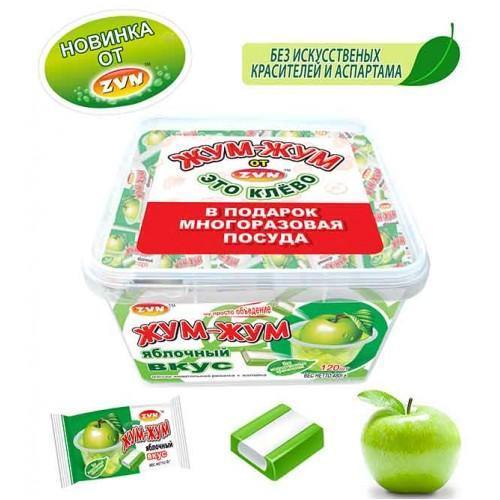 Жевательная резинка ZVN Жум-Жум сэндвич со вкусом яблока