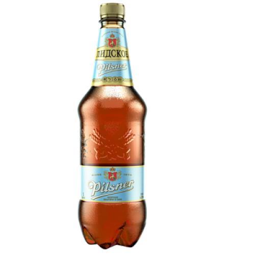 Пиво Лидское пилснер
