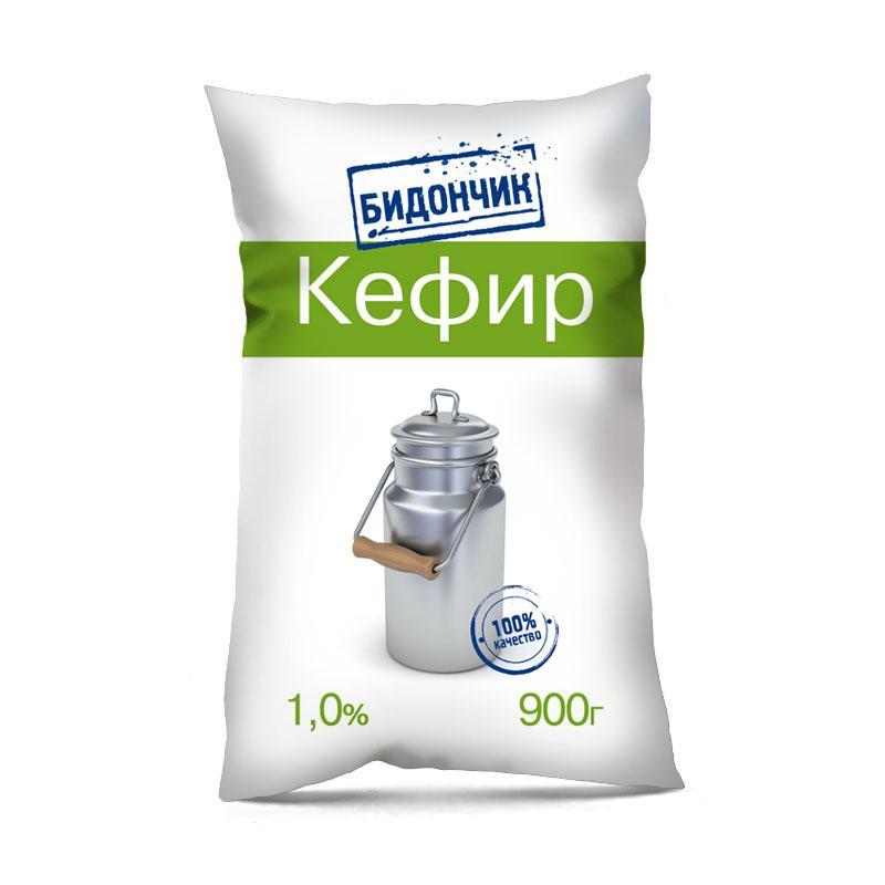 Кефир Бидончик 1%