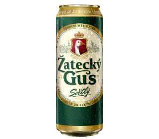 Пиво Zatecky Gus светлое