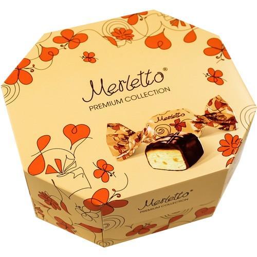 Конфеты Merietto с курагой
