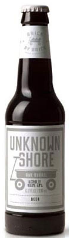 Пиво Brick by Brick Unknown тhoreТемное фильтрованное 6 %