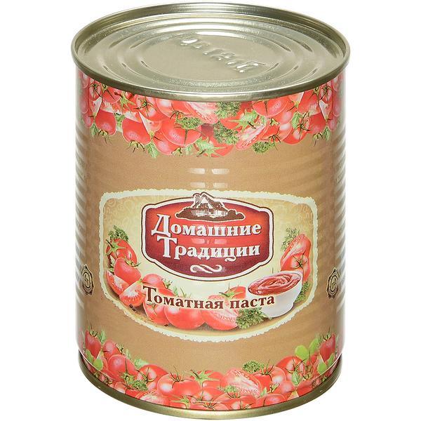 Томатная паста Домашние Традиции ГОСТ