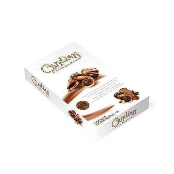 Конфеты шоколадные Guylian Sea Shells Морские ракушки, 125 гр., картонная коробка