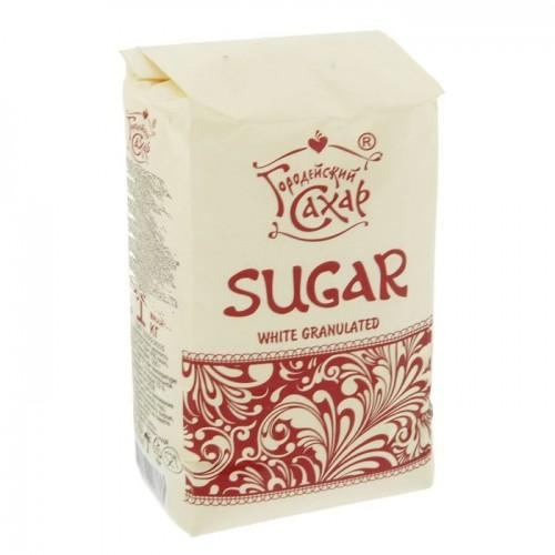 Сахар Городейский сахар белый кристаллический