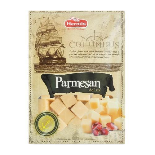 Сыр Columbus Пармезан де Люкс 45% кубики, Россия