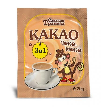 Какао Чоко-Моко 3в1