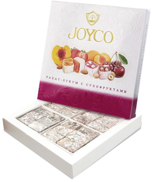 Рахат-Лукум Joycoс сухофруктами