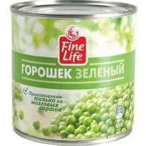 Горошек зеленый Fine Life