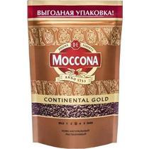 Кофе Moccona Continental Gold растворимый 75 гр.
