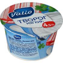 Творог Valio мягкий 4,5%