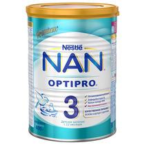 Смесь Nestle Nan 3 сухая молочная с 12 месяцев