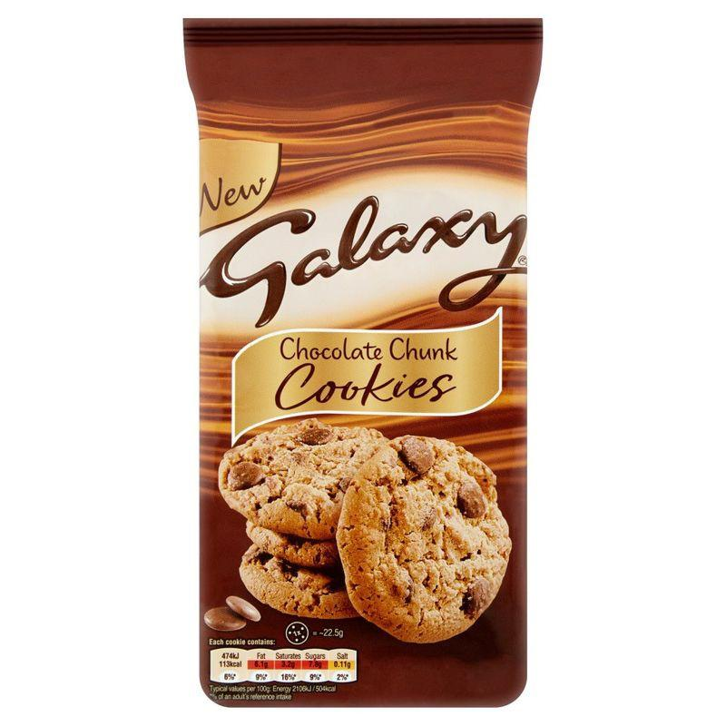 Печенье Galaxy Chocolate Chunk Cookies