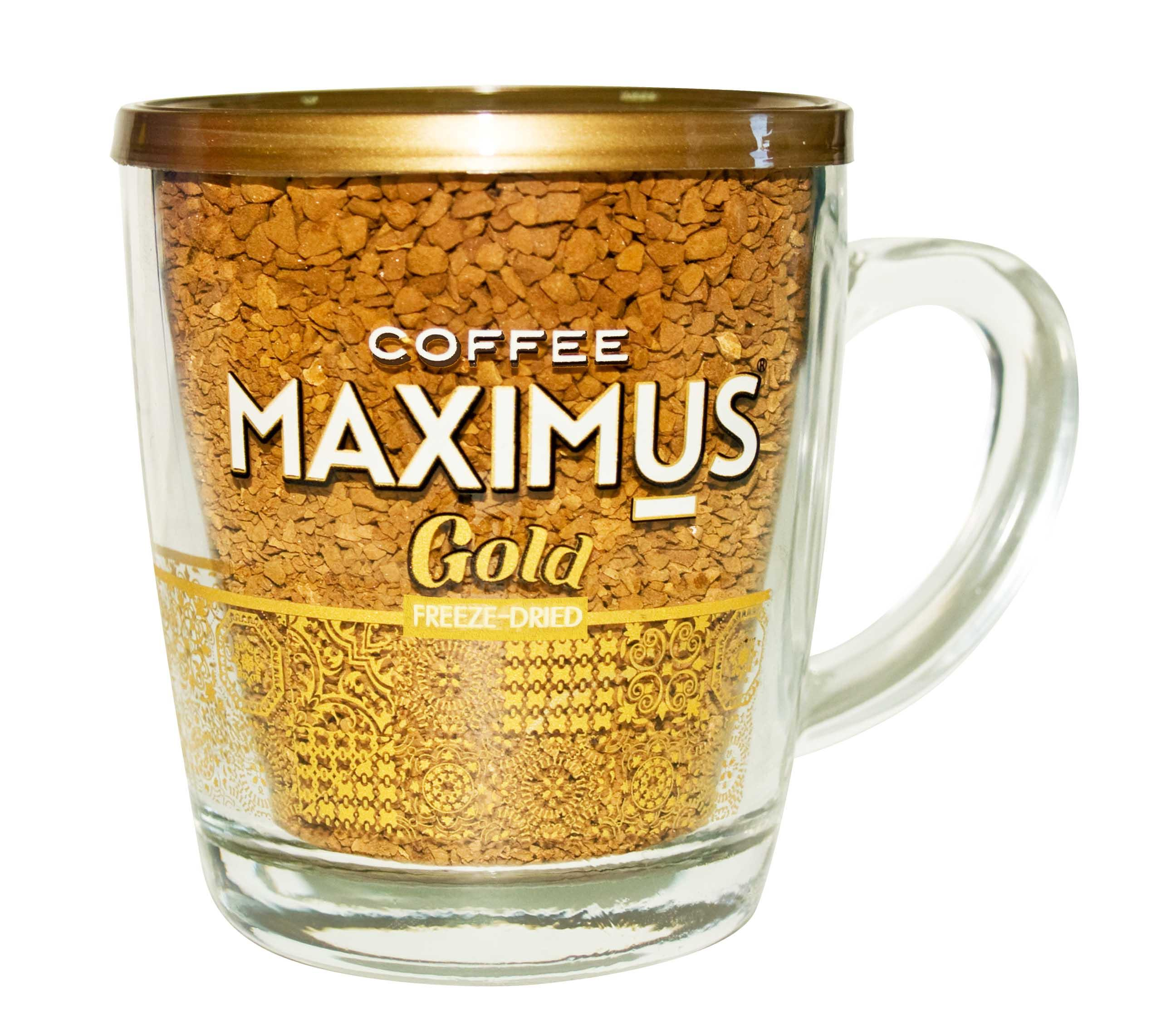 Кофе Maximus Gold 70 гр