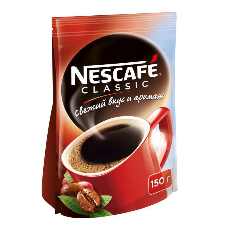 Кофе Nescafe Classic
