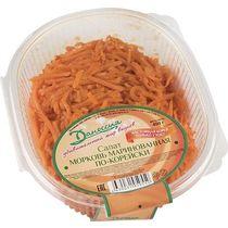 Салат Данессия Морковь маринованная по-корейски