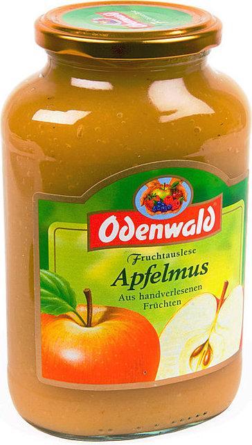 Мусс Odenwald яблочный