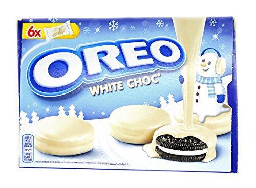 Печенье Milka Oreo Choc White