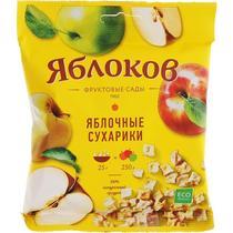 Сухарики Яблоков натуральные яблочные Фрустики