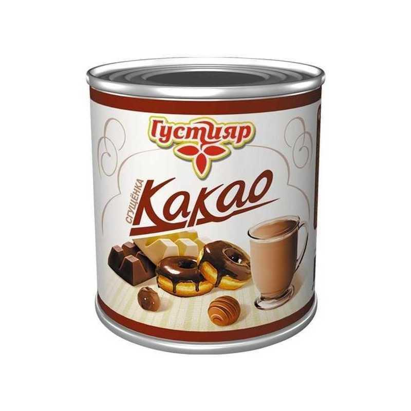 Сгущенка Густияр с Какао 8,5%
