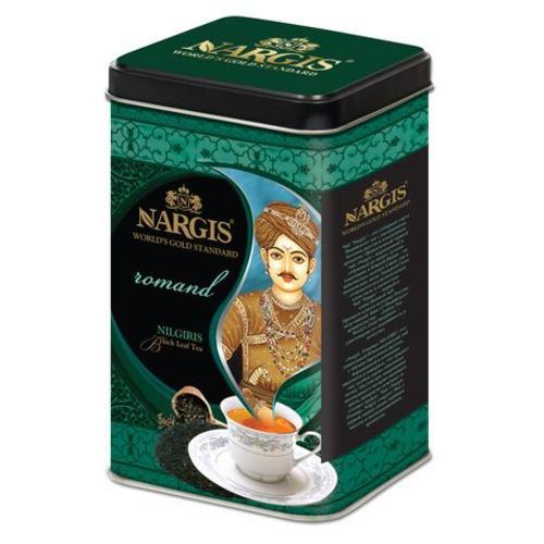 Чай черный Nargis Romand Nilgiri