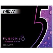 Жевательная резинка Wrigley's 5 Fusion Сладкие ягоды