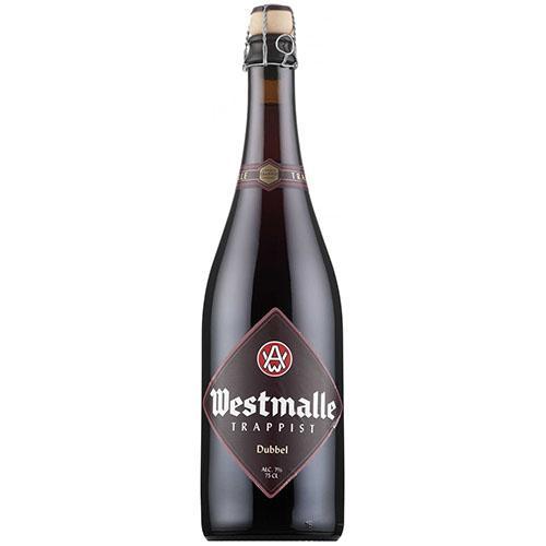 Пиво Вестмалле Траппист Дубль темное 7%