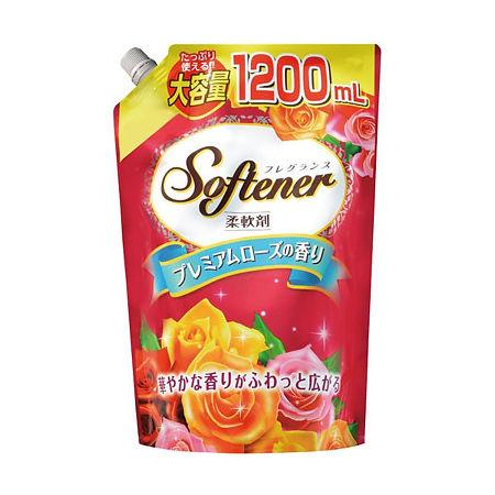 Кондиционер-ополаскиватель Nihon Detergent с ароматом роз