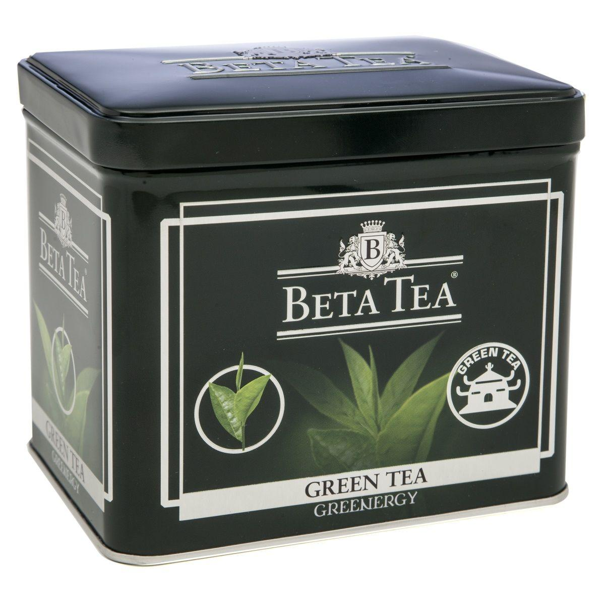 Чай Beta Tea Green Tea зеленый