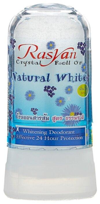 Дезодорант-кристалл RASYAN Natural White