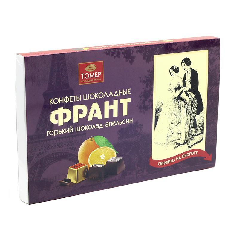 Конфеты Франт Томер