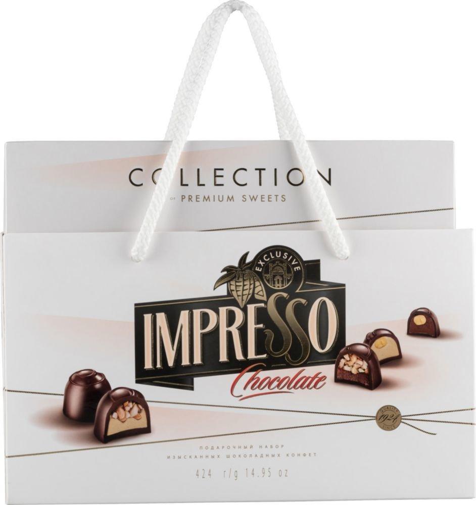 Набор шоколадных конфет Impresso Premium
