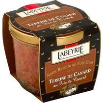Паштет Labeyrie Террин утиный 20% фуа-гра