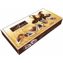 Конфеты Ameri шоколадные ракушки с начинкой пралине