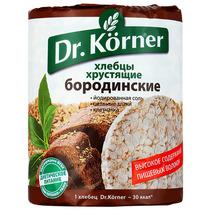 Хлебцы Dr. Korner бородинские хрустящие