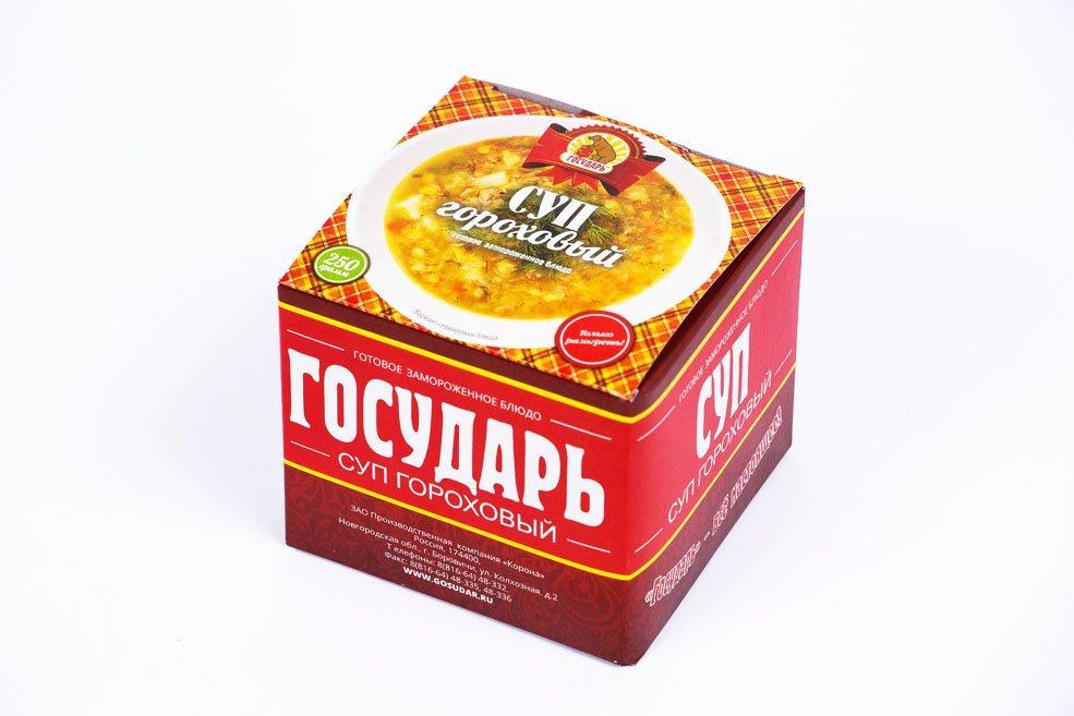 Готовое блюдо Государь Суп гороховый