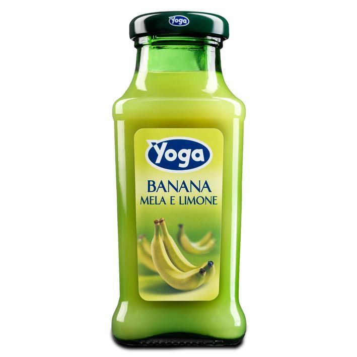 Напиток Yoga Банан