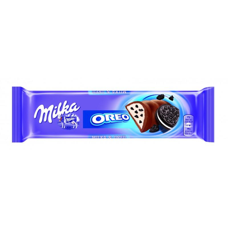 Батончик Milka Oreo