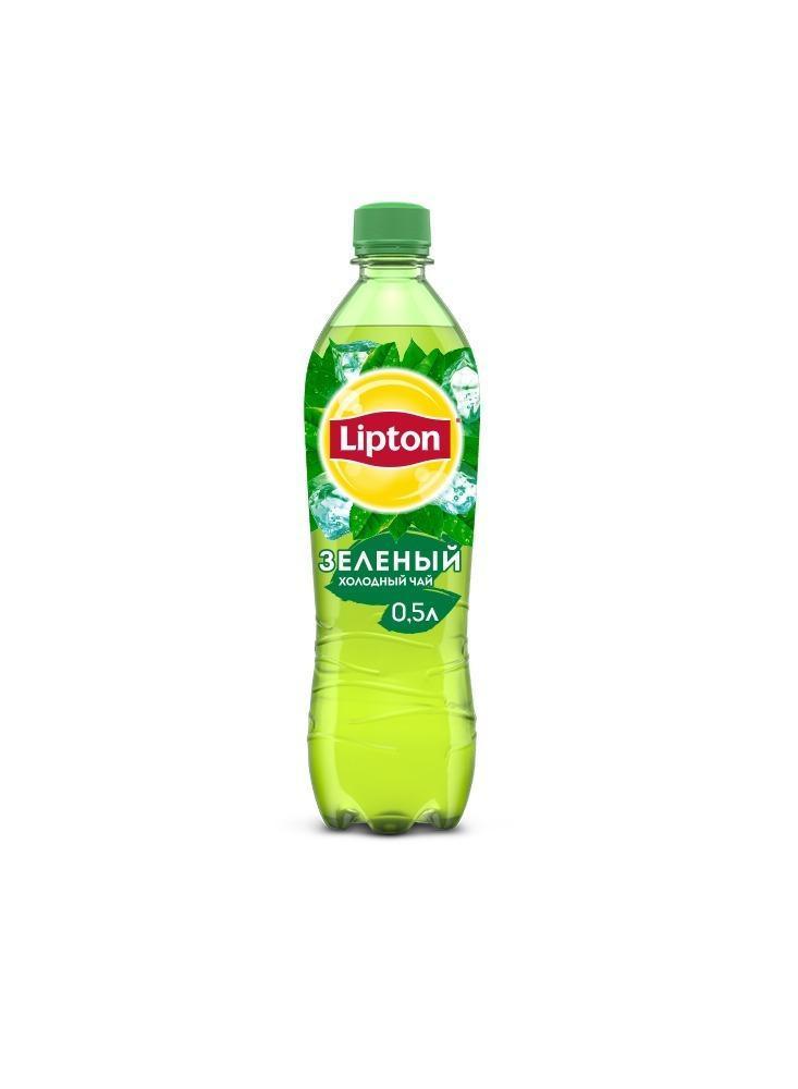 Чай холодный Lipton зелёный