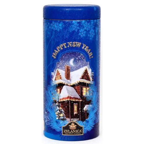Чай Zylanica Blue Домик черный