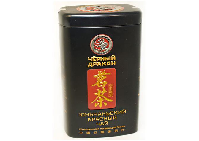 Чай Чёрный дракон Юаньский красный