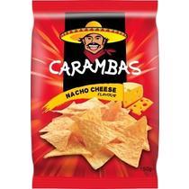 Чипсы Carambas с Сыром